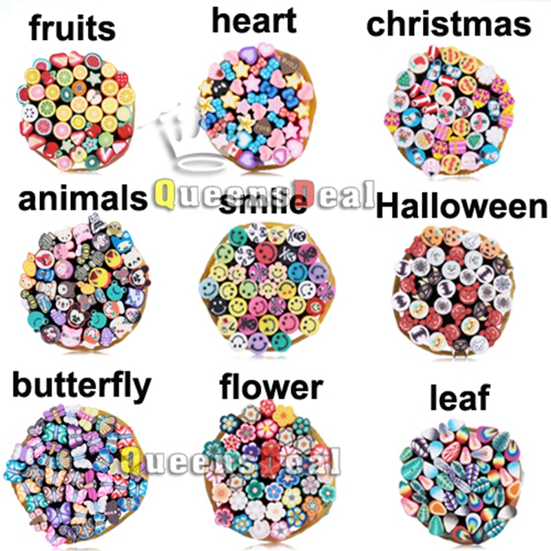 50pcs Fashion Nail Art 3d Design Rods Stick Sticker Diy Slice Tips Fimo Canes Polymer Clay Decoration Tools Aliexpress Mobile