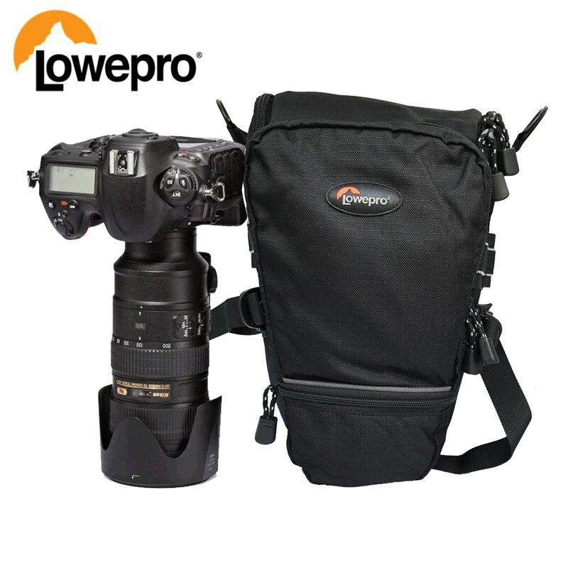 Lowepro Toploader 75AW Portable Triangle Bag Toploader 75 AW Camera Bag Lens SLR Package Bag with