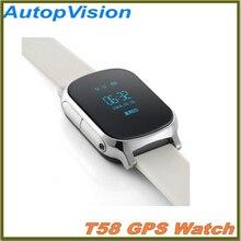 GPS tracker watch for kids child Ederly gps bracelet google map sos button gps bracelet personal tracker gsm gps locator