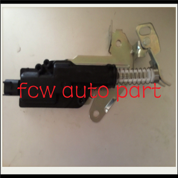 2s6t432a98af solenoide del Motor del pestillo de la cerradura de la puerta trasera para Ford Fusion Fiesta Mk5 Mk6