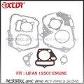 Engine Gasket Kit For Chinese CRF50 SSR IMR KAYO APOLLO Lifan 125cc Pit Dirt Pit Bike