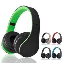 Andoer Digital 4 en 1 Auriculares Estéreo Bluetooth 3.0 EDR Wireless Headset Music con Micphone Para el iphone Samsung de La Venta Caliente
