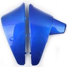 Abs batería yendo cubierta azul para honda shadow vt600 vlx 600 steed400 1988-1998