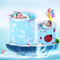 2017 Babies Swimming Pool+Hand Pumps Free Piscine Gonflable Inflatable Psool kids Play Toys Bath Tub Free Drop Shipping