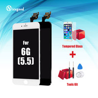 Factory Sale Replacement LCD For Iphone 6 Plus LCD Screen Display Touch Digitizer Assembly For Iphone