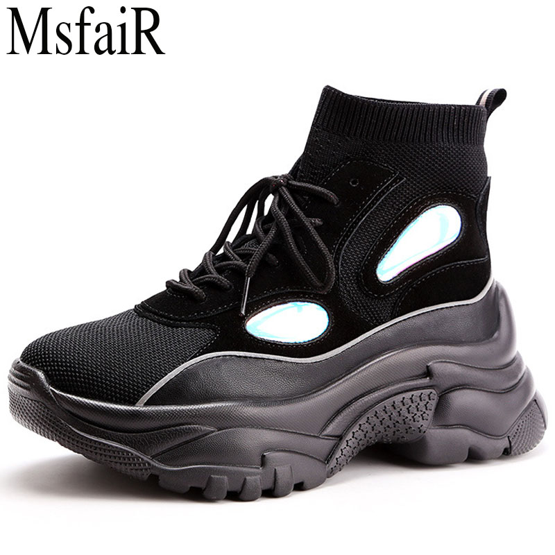 MSFSIR Women's Running Shoes Summer Breathable Mesh Women Sport Shoes Woman Brand Outdoor Athletic Walking Run Womens Sneakers 2018 autumn sneakers women breathable mesh running shoes damping sport shoes woman outdoor blue walking zapatos de mujer betis