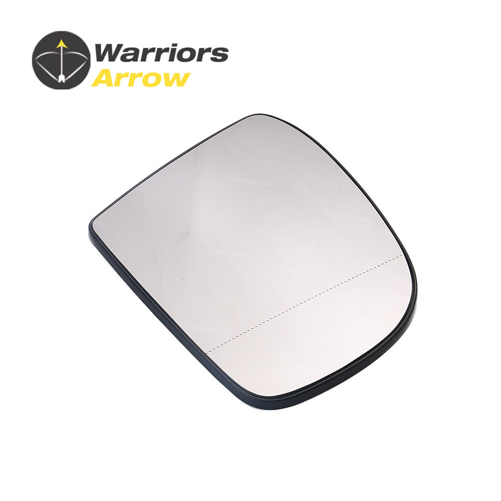 1648100819 For Mercedes W164 W251 ML320 ML350 ML450 ML550 ML63 2006-2008 GL320 GL450 GL550 Right side Mirror Glass Heated(China)