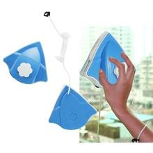 Polyvalent Réglable Magnétique Double-face magnétique fenêtre cleaner 360 degrés propre cuisine verre de voiture verre P30