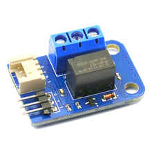 Single Relay Module Compatible with AC 120V DC 24V 2A Current Relay Module plc ac dc rly 24 di 16 do relay main unit cpu226 ar compatible with 6es7 216 2bd23 0xb0 with program cable new