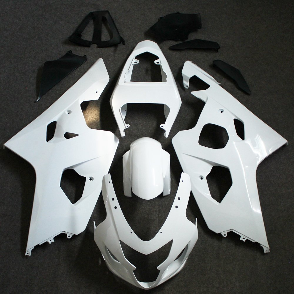 Motorcycle Unpainted Fairing For Suzuki GSXR600 GSXR750 <font><b>GSXR</b></font> <font><b>600</b></font> 750 <font><b>2004</b></font> - 2005 GSX-R <font><b>600</b></font> 750 04 05 Injection Bodywork Fairings image