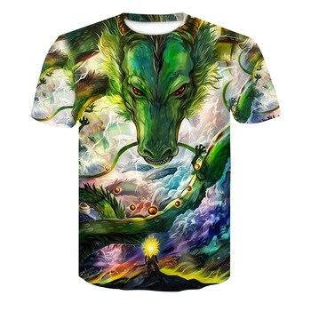 Skull Poker Print T-Shirt 1