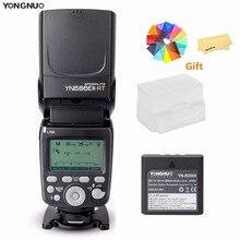 YONGNUO YN686EX-RT Lithium Battery Speedlite 1/8000s TTL/M/MULTI Wireless Falsh For Canon Camera Photo Speedlight