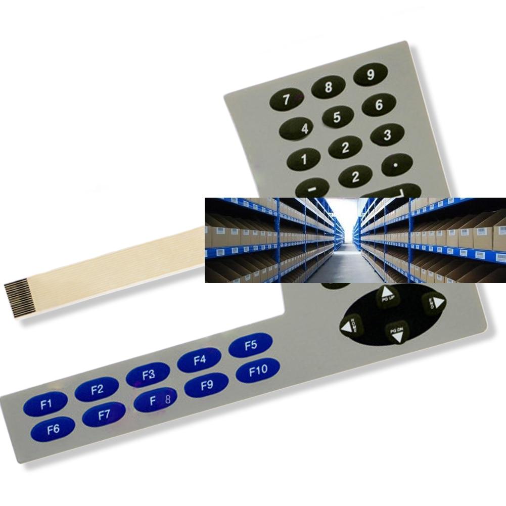 NEW for Allen Bradley PanelView 2711P-K6C20D Membrane KeypadNEW for Allen Bradley PanelView 2711P-K6C20D Membrane Keypad