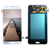 AMOLED LCD For Samsung J7 2016 J710 J710F J710M J710H J710FN Full Touch Screen Digitizer Sensor Glass + LCD Display Assembly