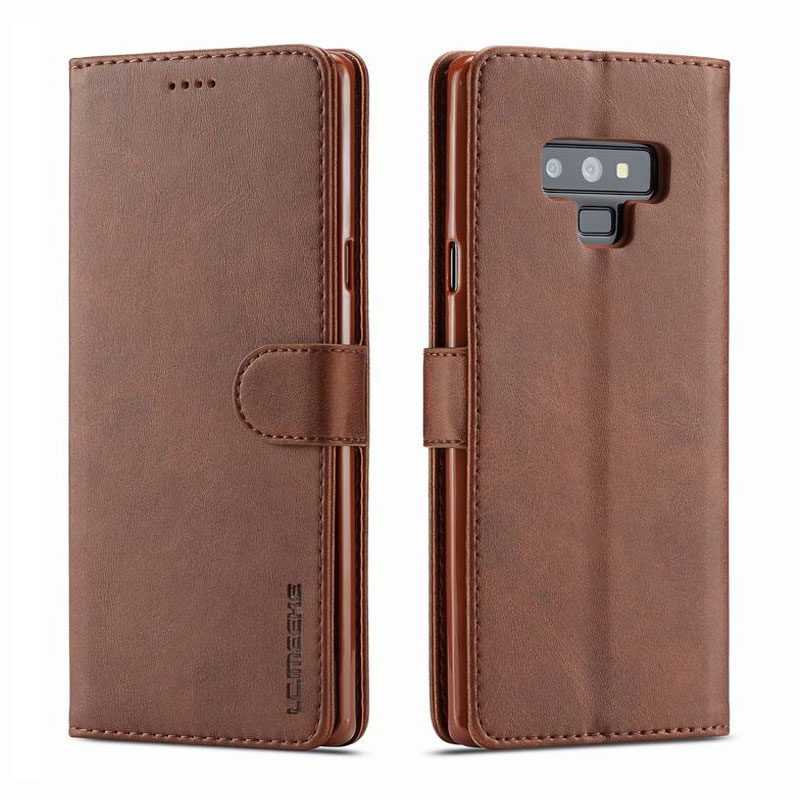Phone Cases For Samsung Galaxy Note 9 8 Case Cover Luxury Magnetic Flip Vintage Wallet Leather Bag For Samsung noet9 noet8 CoquePhone Cases For Samsung Galaxy Note 9 8 Case Cover Luxury Magnetic Flip Vintage Wallet Leather Bag For Samsung noet9 noet8 Coque