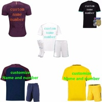 Jerseys Plus Socks Custom Top Quality 2017 2018 Entertainment Sports Football Shirt Jersey Shirt Football Shirt