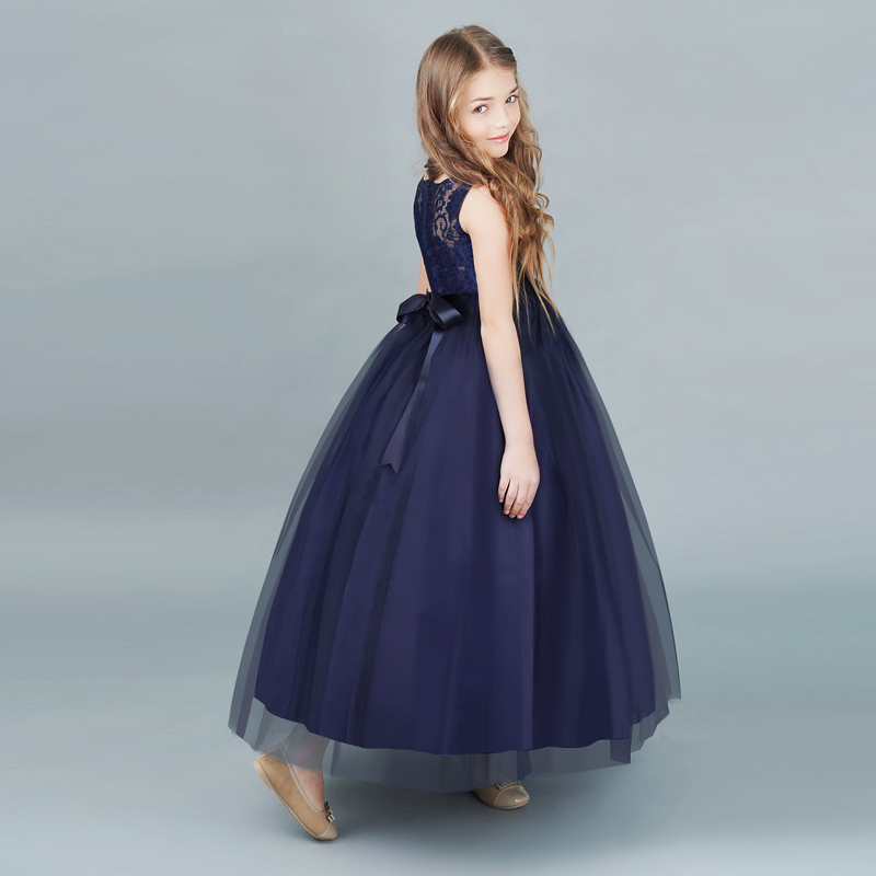 Summer Flower Girl Dress Ball gowns Kids Dresses For Girls Party Princess  Girl Clothes For 5 bd1c60b56adf