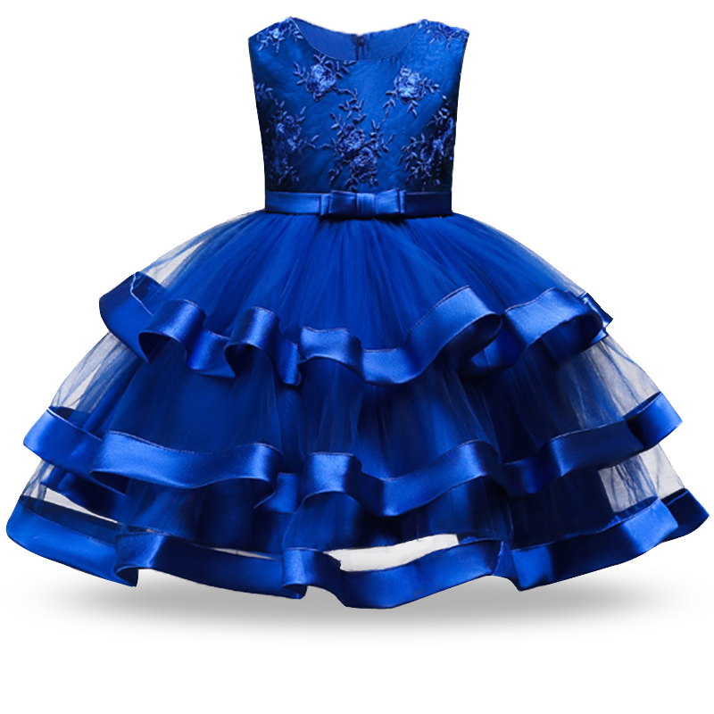 Princess-Kids-Dresses-For-Girls-Christmas-Clothing-2018-Flower-Tutu-Party-Girls-Dress-Wedding-Dress-For (2)