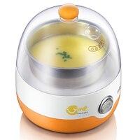 Egg Steamer Egg Boiler Household Small Mini Single Layer Multifunction Breakfast Anti dry Water Shortage