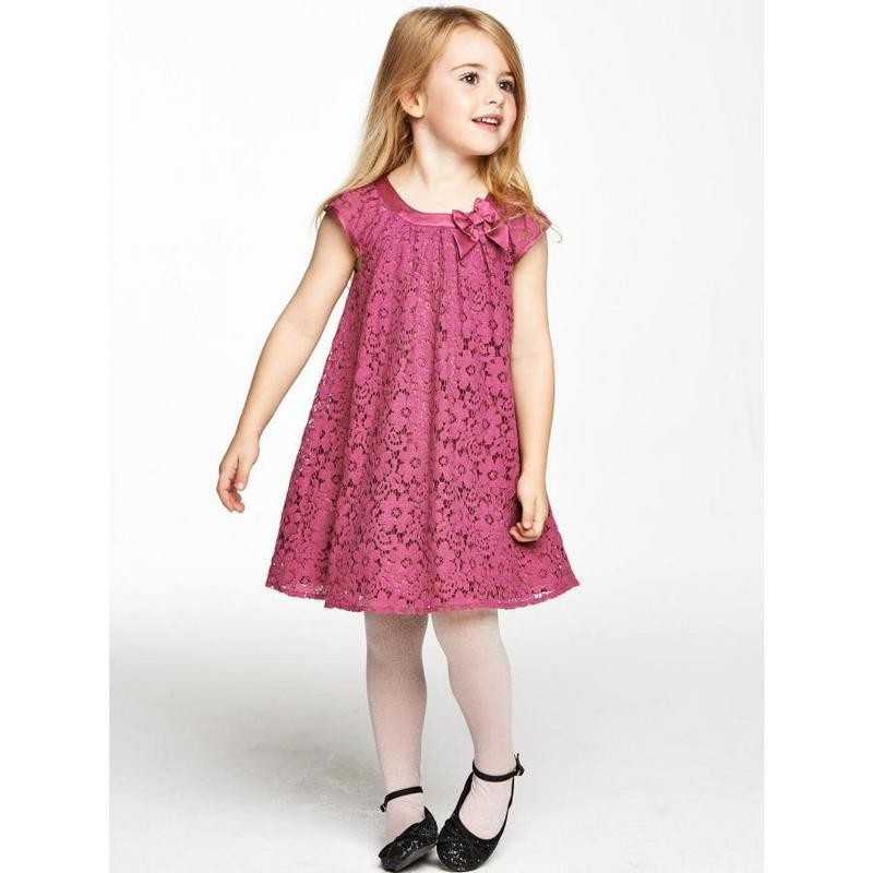 HTB1RRUjQpXXXXXcXVXXq6xXFXXXZ - AiLe Rabbit Summer Style Lace Girls Dress Baby Girls Casual Dresses Children's Clothing Vestidos Infantis Toddler Girl Clothing