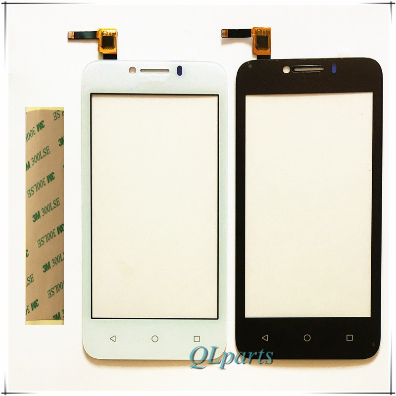Syrinx With Tape Mobile Phone Touch Panel For Huawei Y560-L01 Touch Screen Digitizer Front Glass Touchscreen Sensor Touchpad