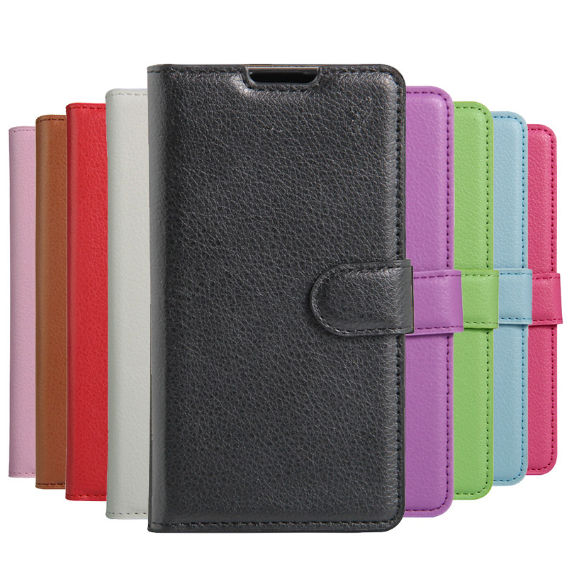 For Umi Rome X Case 5.5 inch Original Wallet PU Leather Back Cover Phone Case For Umi Rome X Case Flip Protective Cover Bag Skin