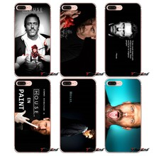 Heisenberg breaking bad doctor house MD Para Sony Xperia Z Z1 Z2 Z3 Z5 compact M2 M4 M5 E3 T3 XA Aqua LG G4 G5 G3 G2 Mini(China)