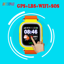 GPS Smart Baby Watch Phone GPS Tracker Smart Watch For Kids Children Electronic Fence Smartwatch With Sim Card PK q50 dz09