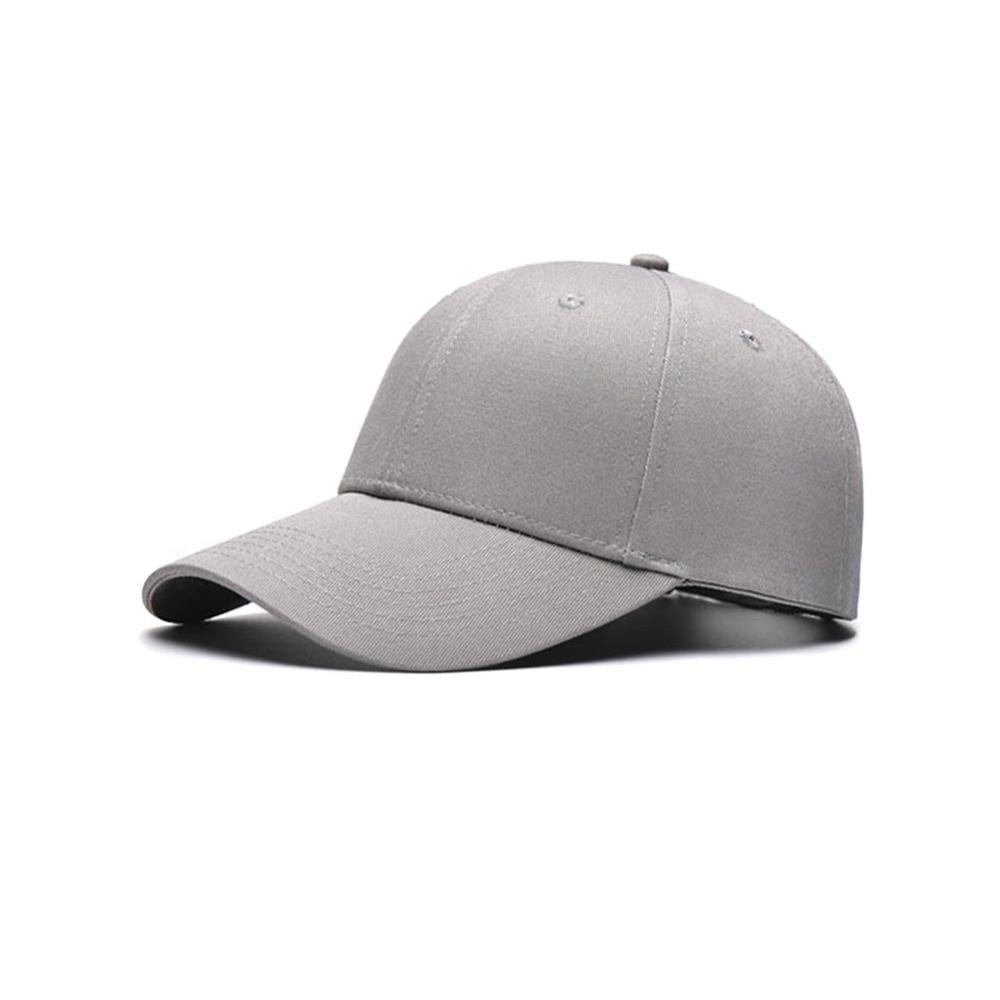 2017 Men Women Blank Baseball Cap Plain Bboy Snapback Hats Hip-Hop Adjustable
