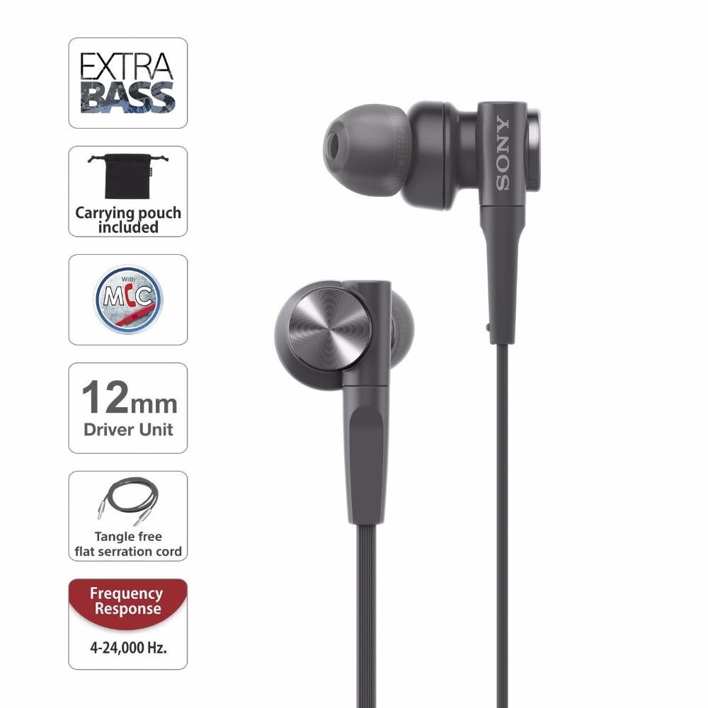 Original Sony Mdr Xb55ap Premium In Ear Extra Bass Earphone With Mic Xb70bt Bluetooth 61r2cctijql