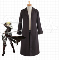 Attack on Titan Allan Investigation Corps soldiers Hyper II Lecithin COS cosplay costume cloak