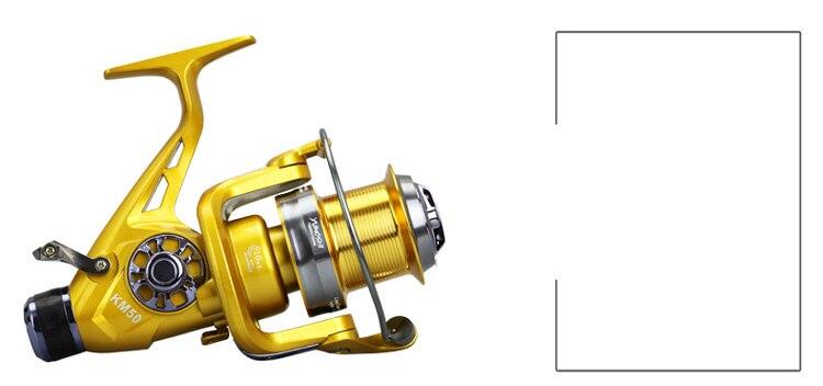 delantero serie brak baitcasting 9