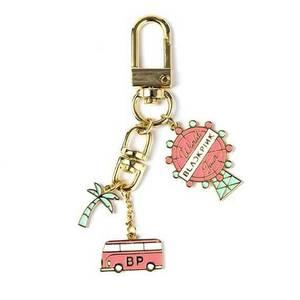 KPOP, черная, розовая в вашей области, брошка-значок, эмалированный значок в виде цветка, аксессуар для подвески, вдохновляющие украшения, пода...