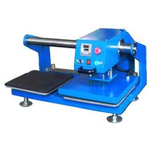 printing area 40x60cm double station heat press machine for t shirt