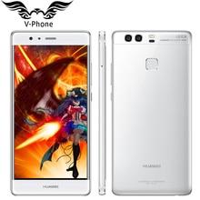 Original Huawei P9 4G LTE Mobile Phone 3GB RAM 32GB ROM 5.2inch Kirin955 Octa Core Dual Back 12MP Camera Fingerprint Android 6.0