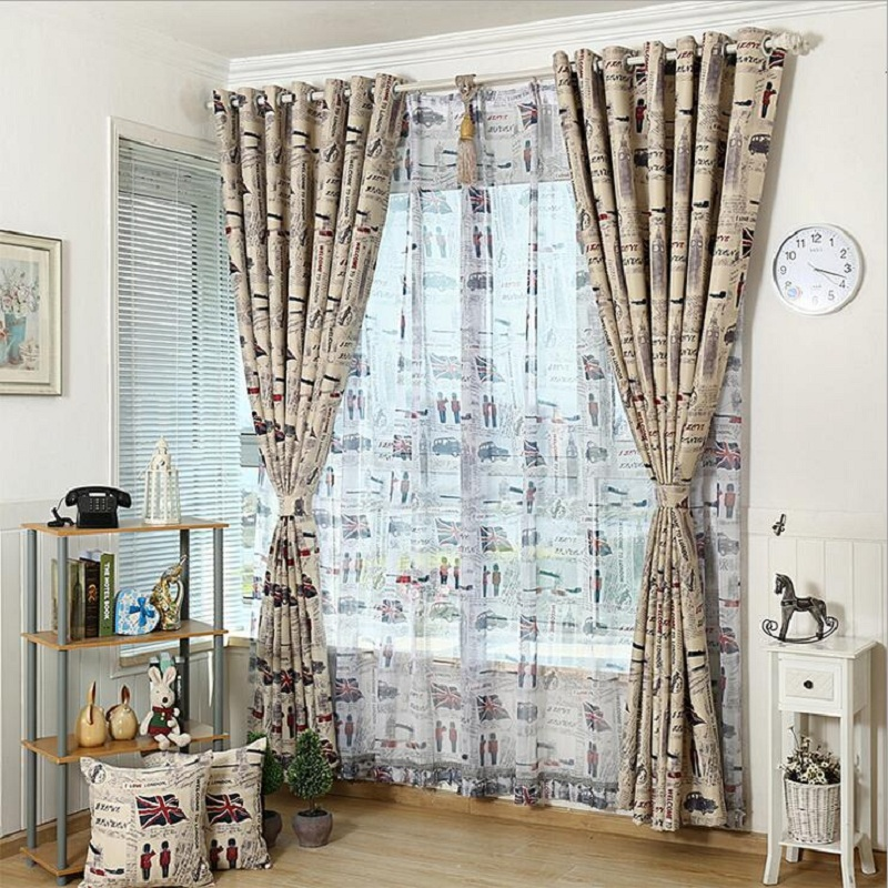 Scenery Curtains compare prices on modern scenery curtains- online shopping/buy low