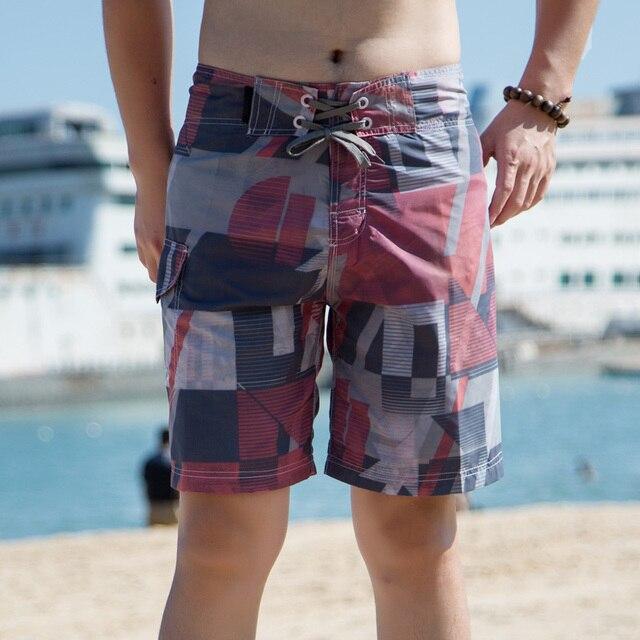 Новые Свободные Модные Uomini Pantaloncini Да Bagno Быстро Сухой Горячий Продавать Шорты Борту Пляж