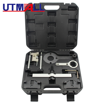 Engine Timing Locking Tool Kit FOR BMW N63 N74 X5 X6 Drive 750I 760I With Timing Chain Camshaft Tensioner Locking Tool engine timing tool kit for bmw n47 n47s n57 crank balancer shaft chain driven timing tool all diesel engines