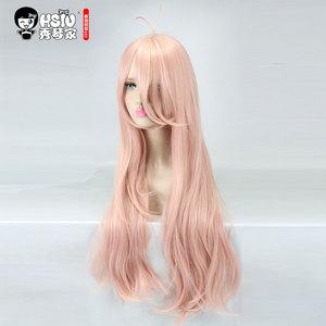 Image 3 - HSIU New Super DanganRonpa V3 Cosplay Wig Miu Iruma Costume Play Woman Adult Wigs Halloween Anime Game Hair free shipping