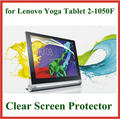"10pcs Clear Screen Protector Protective Film for Lenovo Yoga Tab 2 1050 1050F 1050L 1051F 1051 10.1"" Tablet NO Retail Package"