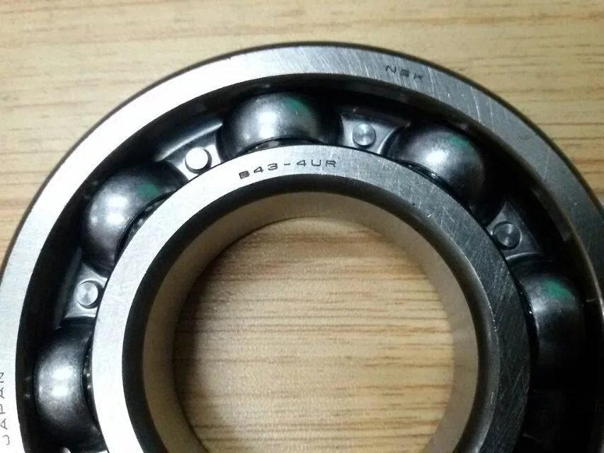 B43-4UR Bearing Automobile Transmission Case Differential Mechanism Wave Box Bearing 43X87X19.5 mm f 846067 01 f846067 846067 automobile transmission bearings 56x86x25 mm bearing good quality auto bearing