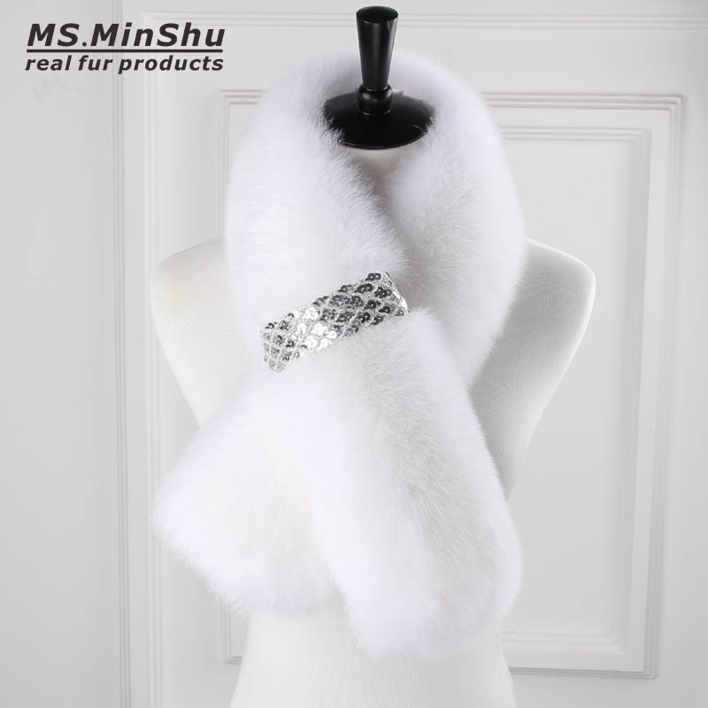 Luxury discount Scarf Real