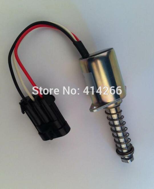 Beschouwend Nieuwe Tractie Lock Solenoid 6681512 Voor Bobcat S150 S160 S175 S185 S205 S250 S300