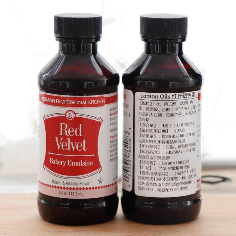 Crimson Lorann Red Velvet Red Velvet Cake Color Flavoring Ingredients Food Coloring Baking Cream Fondant Gel Cake Decorating