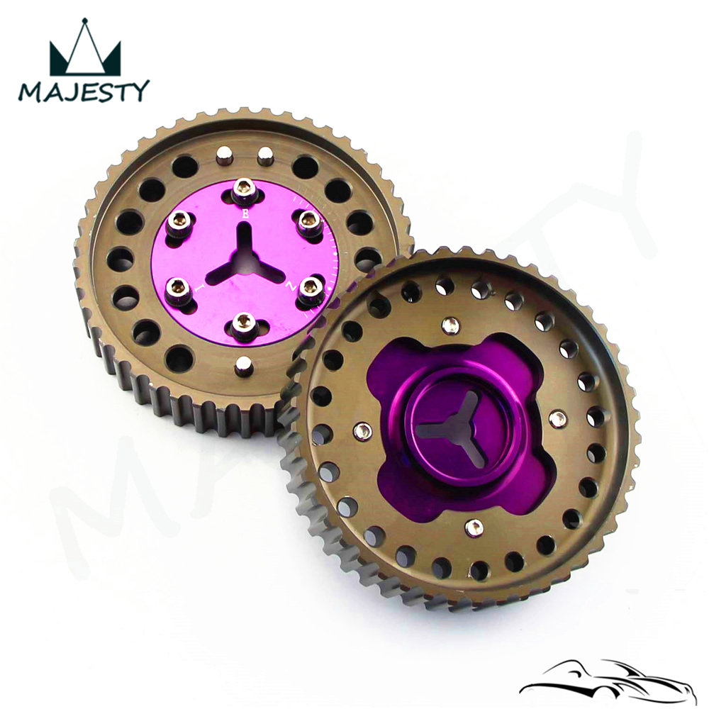 Cam Gear pulley Pair for M azda MX 5 MX5 BP6 BP8 NB6 8 camshaft gears