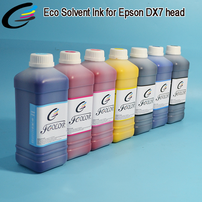 US $59 98 |Eco Sol Max Ink 2Years Outdoor Durable Eco Solvent Roland  VersaCAMM SP 540i / SP 300i ink-in Ink Refill Kits from Computer & Office  on