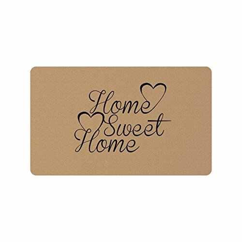 Sweet Home Mat Doormat Indoor Outdoor