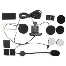 Easy Rider Audio & Mic Kit per Originale Airide G1 G2 G5 Citofono del Casco Headset Microfono Base Accessori