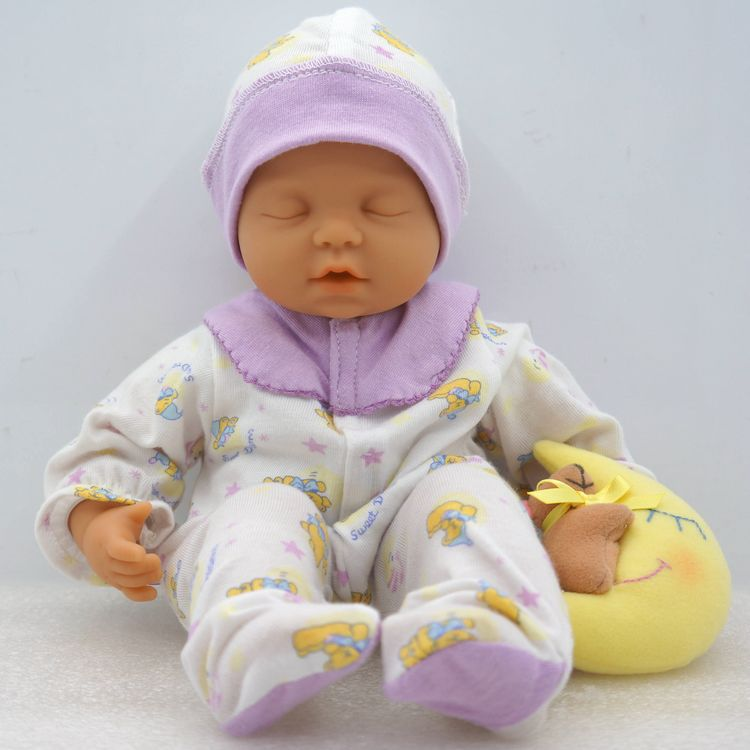 Hsb Toys Zapf Creation Baby Sleep With Hand Hold Body Soft