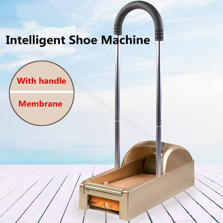 Intelligent shoe film machine automatic shoe cover machine new household disposable overshoes machine foot laminating machine itas1103 intelligent shoe drying machine bake shoe dryer deodorization sterilization multifunctional warm machine free shipping